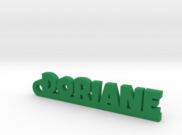 DORIANE Keychain Lucky 3d printed