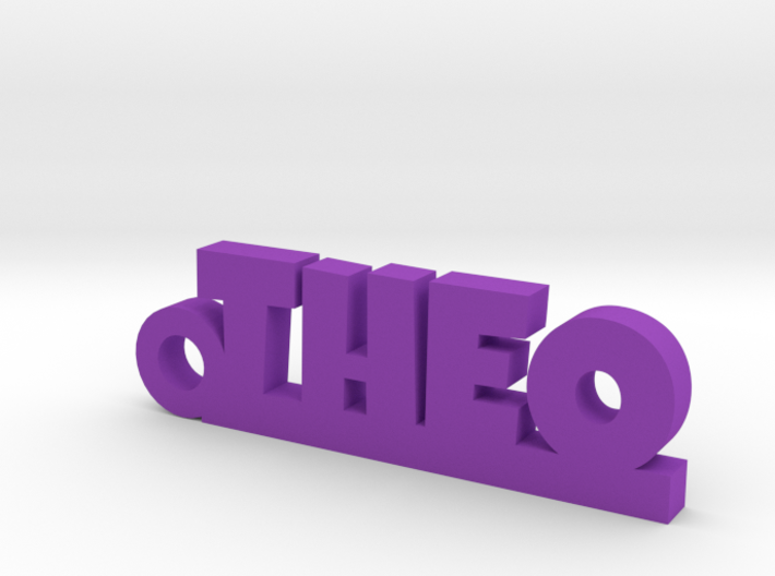 THEO Keychain Lucky 3d printed