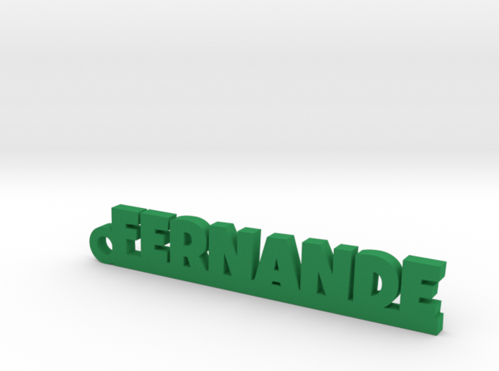 FERNANDE Keychain Lucky 3d printed