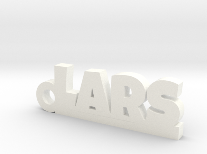 LARS Keychain Lucky 3d printed