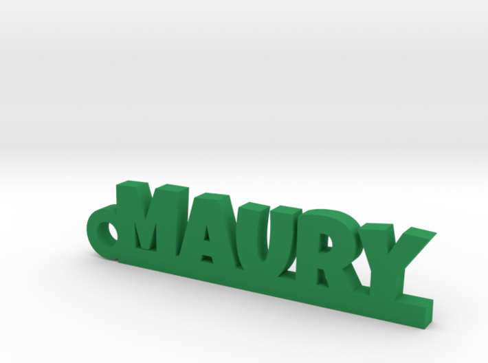 MAURY Keychain Lucky 3d printed