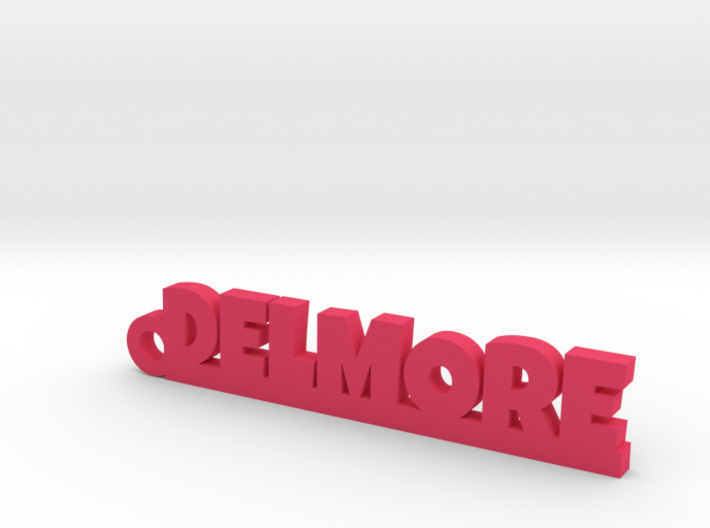 DELMORE Keychain Lucky 3d printed