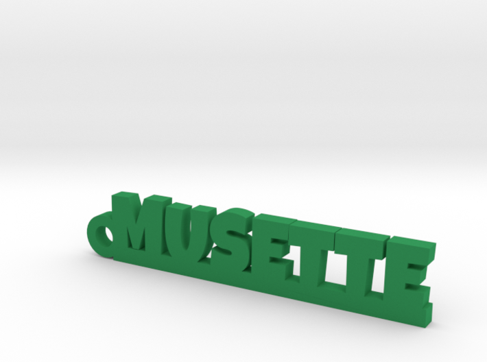 MUSETTE Keychain Lucky 3d printed