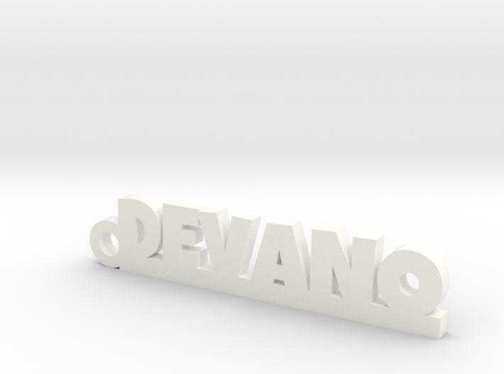 DEVANO Keychain Lucky 3d printed