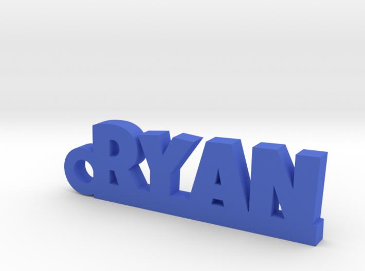 RYAN Keychain Lucky 3d printed