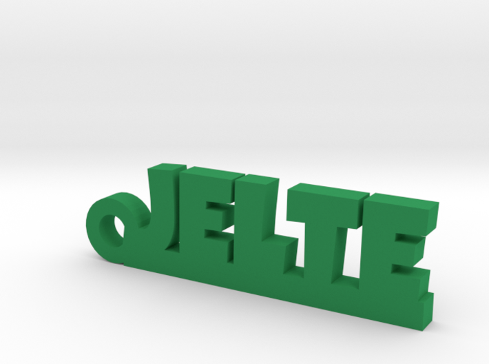 JELTE Keychain Lucky 3d printed
