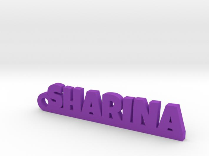 SHARINA Keychain Lucky 3d printed