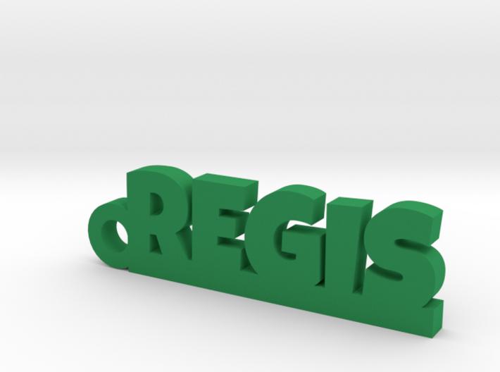 REGIS Keychain Lucky 3d printed