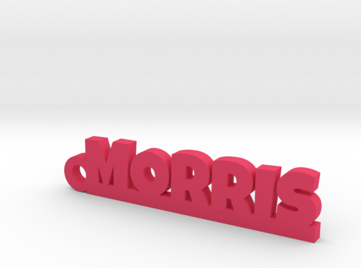 MORRIS Keychain Lucky 3d printed