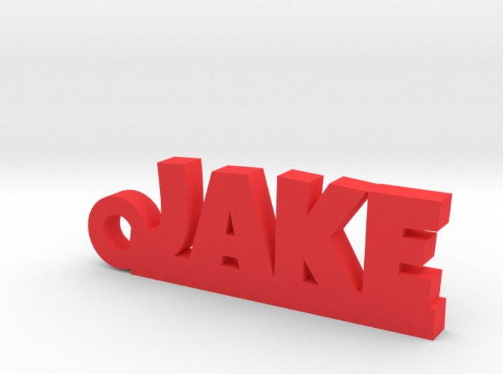JAKE Keychain Lucky 3d printed