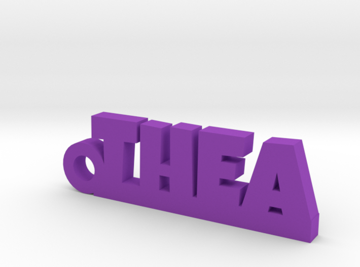 THEA Keychain Lucky 3d printed