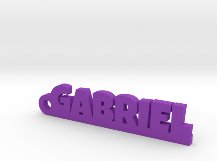 GABRIEL Keychain Lucky 3d printed