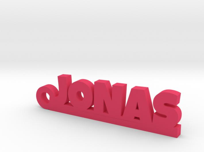 JONAS Keychain Lucky 3d printed