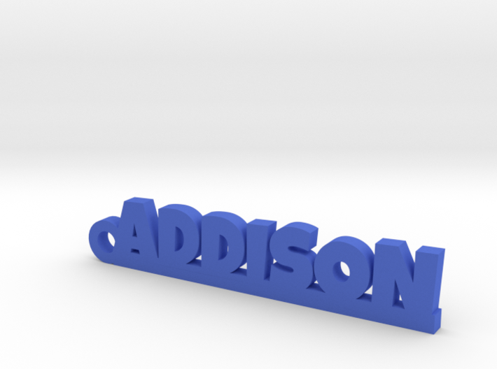 ADDISON Keychain Lucky 3d printed