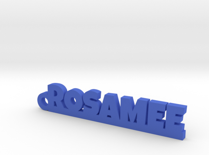 ROSAMEE Keychain Lucky 3d printed