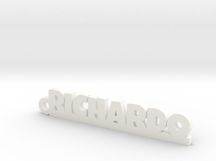 RICHARDO Keychain Lucky 3d printed