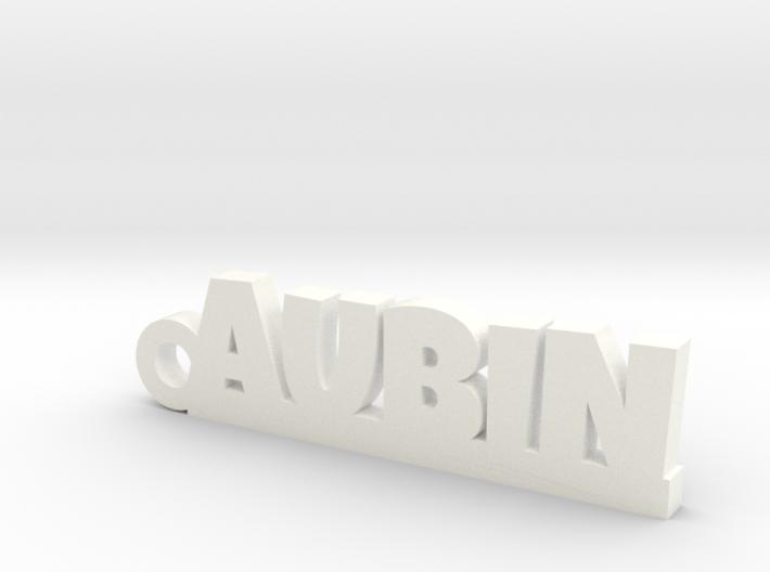 AUBIN Keychain Lucky 3d printed