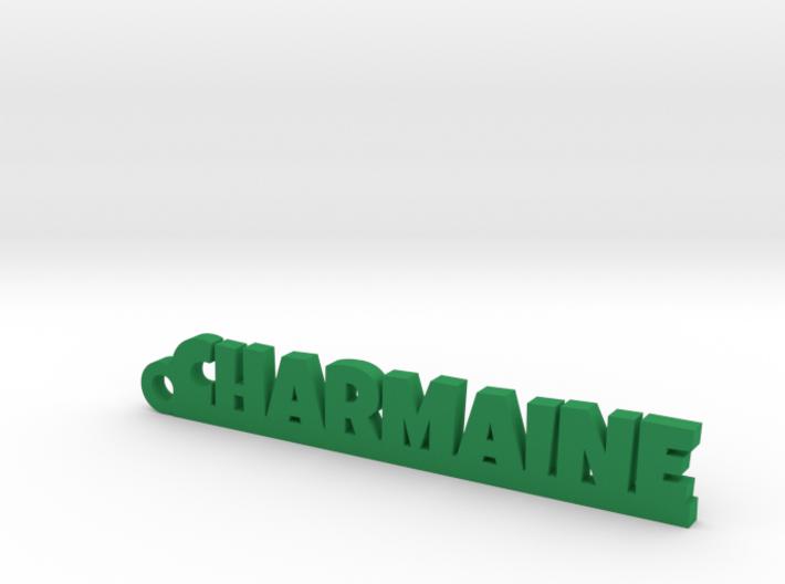 CHARMAINE Keychain Lucky 3d printed