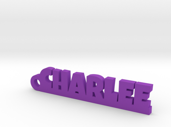 CHARLEE Keychain Lucky 3d printed