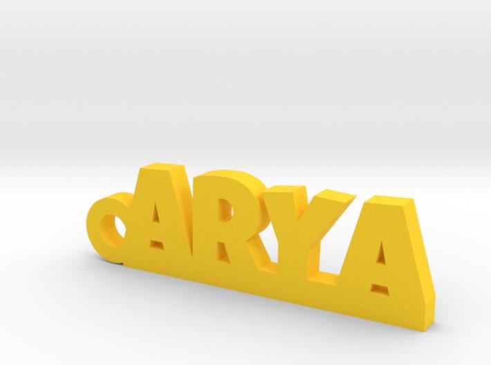 ARYA Keychain Lucky 3d printed
