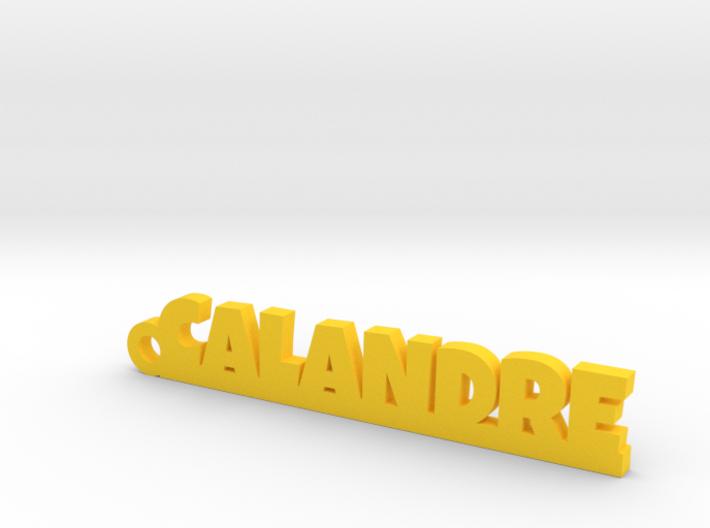CALANDRE Keychain Lucky 3d printed