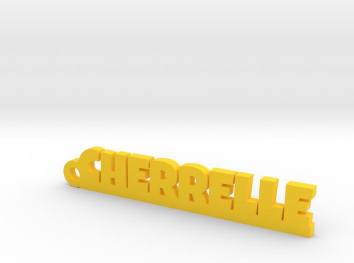 CHERRELLE Keychain Lucky 3d printed