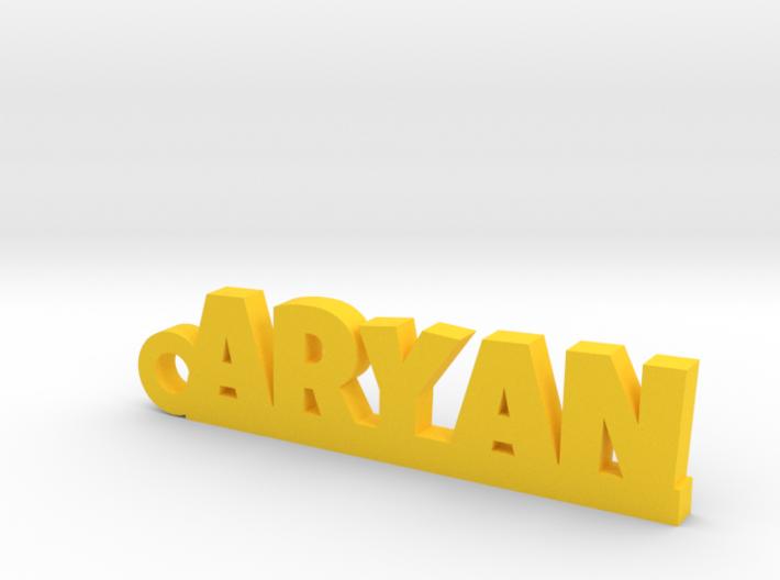 ARYAN Keychain Lucky 3d printed