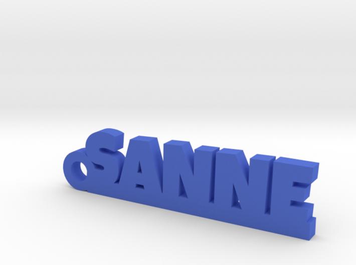 SANNE Keychain Lucky 3d printed