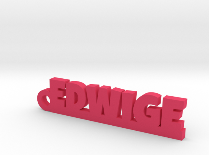 EDWIGE Keychain Lucky 3d printed