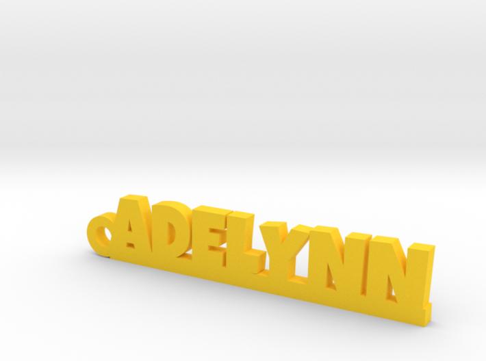 ADELYNN Keychain Lucky 3d printed