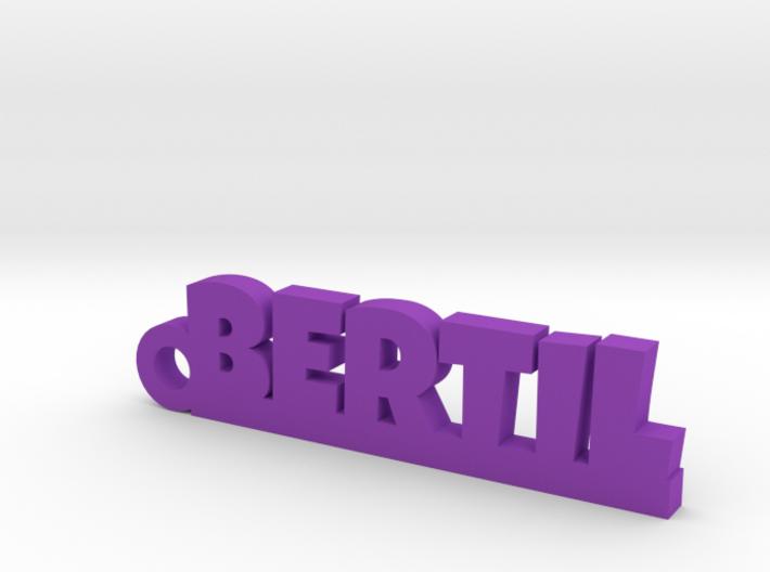 BERTIL Keychain Lucky 3d printed