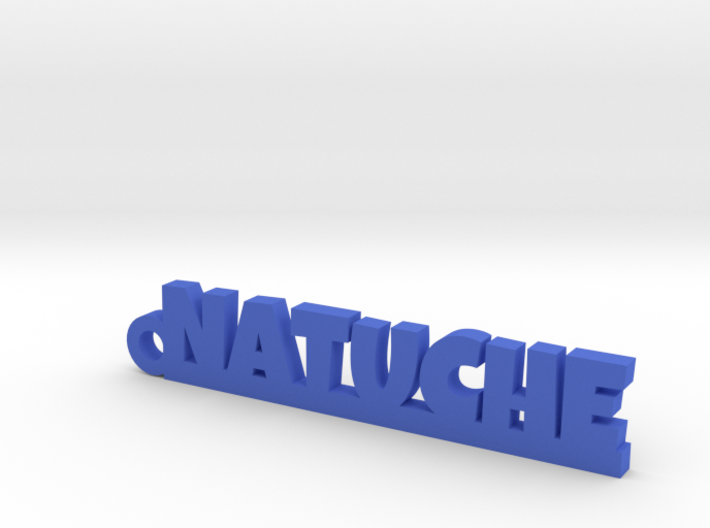 NATUCHE Keychain Lucky 3d printed