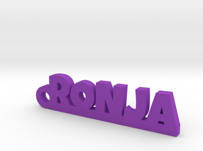 RONJA Keychain Lucky 3d printed