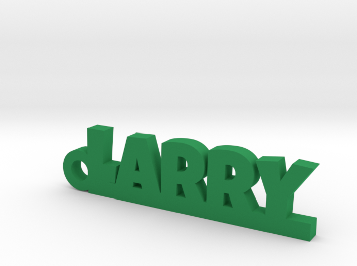 LARRY Keychain Lucky 3d printed