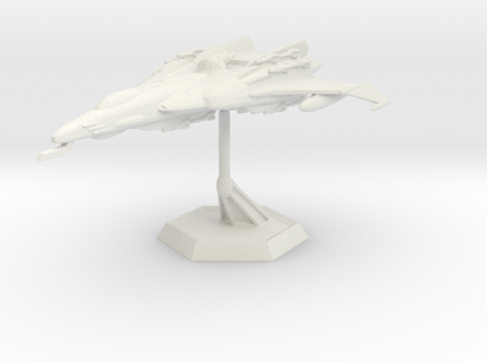 Star Sailers - Astro Tiger A1A 3d printed