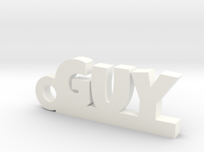 GUY Keychain Lucky 3d printed