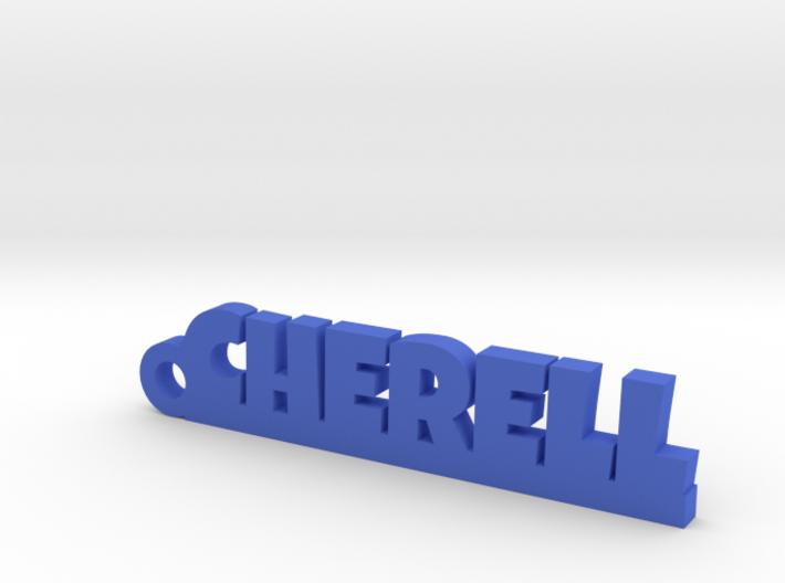 CHERELL Keychain Lucky 3d printed