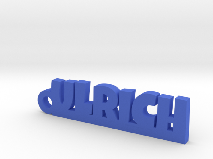 ULRICH Keychain Lucky 3d printed