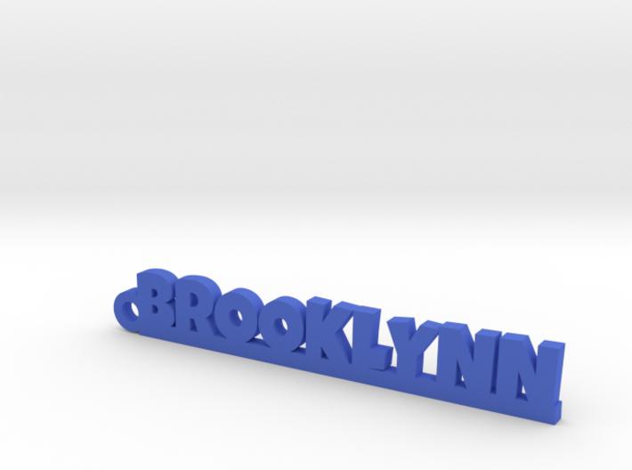 BROOKLYNN Keychain Lucky 3d printed
