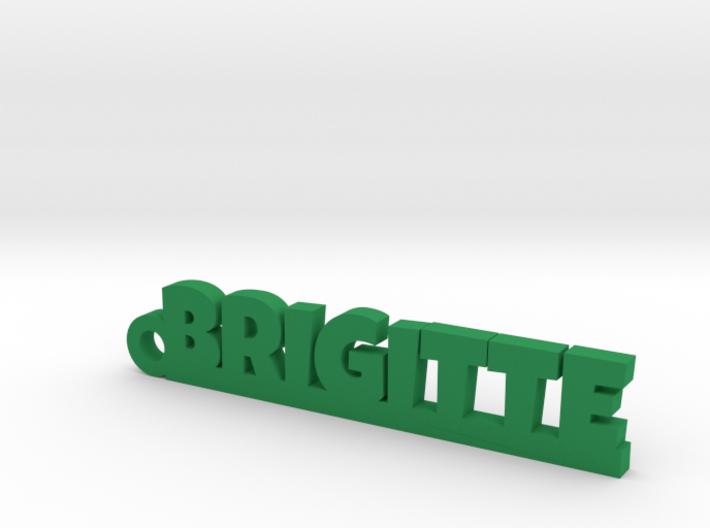 BRIGITTE Keychain Lucky 3d printed