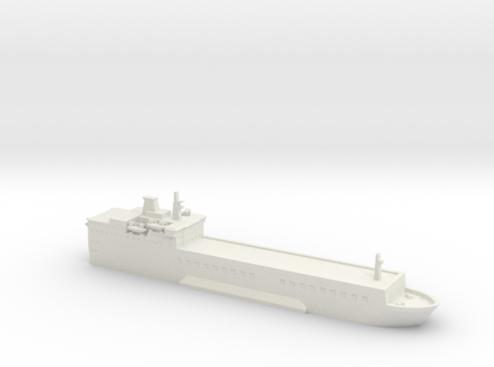 1/1800 Scale MV Baltic Ferry 3d printed