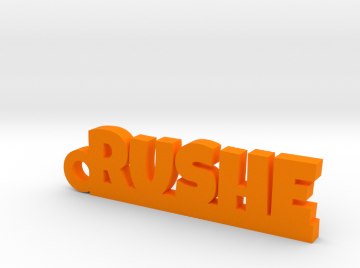 RUSHE Keychain Lucky 3d printed