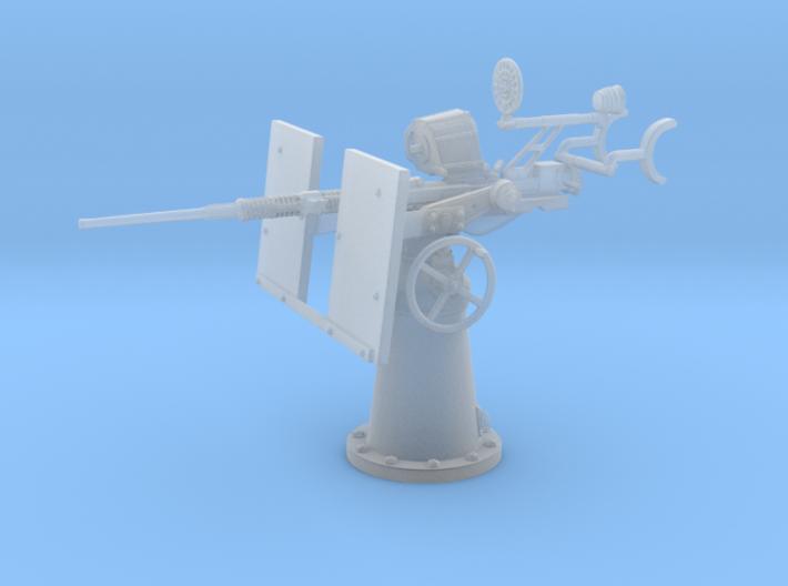 1/48 USN 20mm Oerlikon Mk4 3d printed