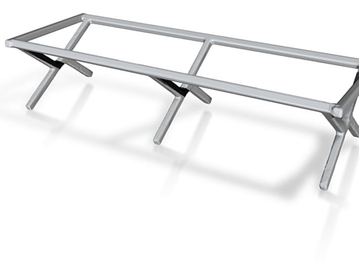 Military Stretcher Setup 1:35 Scale 3d printed