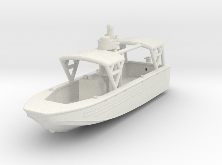 1/144 USN SWCC SOC-R with Canopy 3d printed