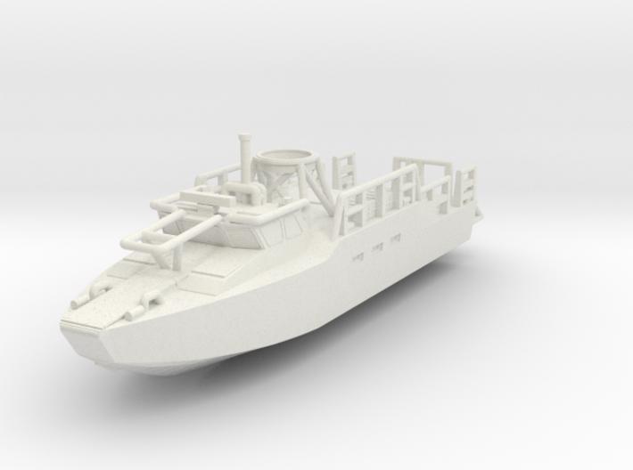1/144 USN Riverine Control Boat (RCB) (Coastal Riv 3d printed