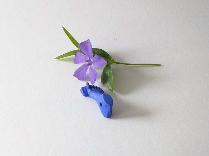 Symbol of Pain Prevention 3d printed Smell the flowers