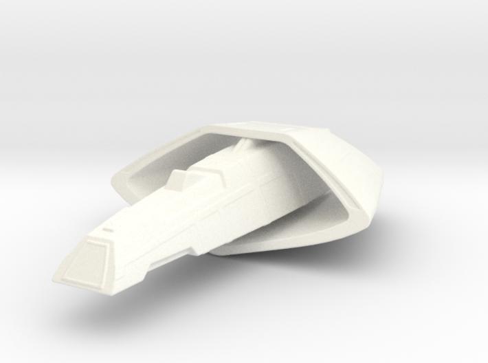 Vulcan T'Pau Type Transport 1/2500 3d printed