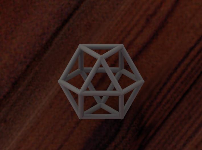 Vector Equilibrium 3d printed