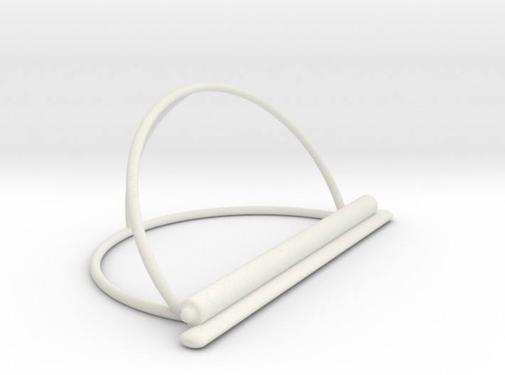IPad Stand Desk Style 3d printed